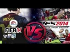 V�deo FIFA 14 FIFA 14 vs PES 14 | Opini�n personal