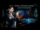 V�deo: Resident Evil Revelations (Demo Jill and Parker) Infernal Mode