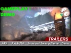 V�deo: ARK Patch 216 Snow and Swamp Biome Gameplay Demo