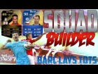 Fifa 14 - Squad Builder Barclays Cech TOTS ,Sterling SIf ,Coleman IF,