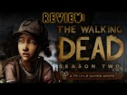 V�deo: Review + Story Discussion: The Walking Dead (Season 2)