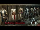 Assassin\'s Creed III - How to unlock all Outfits / Como conseguir todos los Atuendos