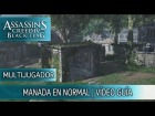 Assassin's Creed 4 Black Flag Multijugador | Manada en Normal | Kingston | V�deo Gu�a
