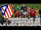 V�deo FIFA 14: Atl�tico de Madrid || Homenaje al Campe�n de Liga 2013/2014