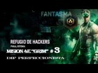 "SPLINTER CELL ""BLACKLIST"".- ""REFUGIO DE HACKERS"" 100% FANTASMA by Cuban Doce"