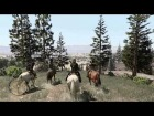 V�deo: Red Dead Redemption - Gameplay Series: Modo Libre Multijugador