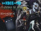 V�deo: Unboxing / Review : Death Note / Cuaderno de Misa Amane