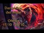 Darius Rey del Mate + ofertas 17/10 - 20/10