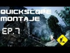 V�deo Call of Duty: Black Ops 2: Gaming Montages - Black Ops 2 Montage FullHD - Quickscope Montaje Ep.7