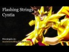 V�deo: Saint Seiya Omega Opening 4 Flashing Strings - Cyntia (FULL VERSION) [HD]