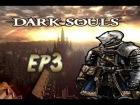 Gu�a Dark souls pirom�ntico - parte 3 - como conseguir espada del drag�n,claymore y caballero negro