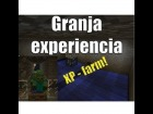 Granja de experiencia - Xp farm - Minecraft - Experiencia infinita !!!
