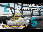 "Video: (4) Críticas Constructivas: ""¿Restaurantes en Domingo?"""