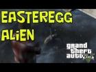 Grand Theft Auto V | EasterEgg, Alien congelado en el rio Mision Prologo