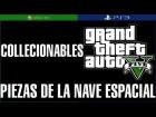 Grand Theft Auto 5 | Piezas de la Nave Espacial | Ubicacion Coleccionables