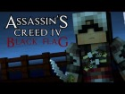 V�deo Assassin's Creed 4: Minecraft Animation : ASSASSINS CREED 4! (Sky Edition)