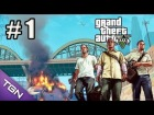 V�deo Grand Theft Auto V: GTA 5 Gameplay en Espa�ol - Capitulo 1 - HD 720p