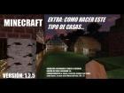 Guia - Minecraft como hacer una casa 1.2.5