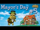 V�deo Animal Crossing: Vamos a celebrar con Animal Crossing Parte 5 - Mayor\'s Day