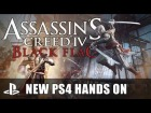 V�deo Assassin's Creed 4: PS4 at Eurogamer: Assassin's Creed IV PlayStation 4 Gameplay