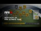 V�deo FIFA 14: FIFA 14 - Novedades FIFA Ultimate Team [HD]