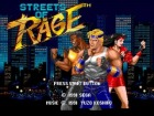 "V�deo: Streets of Rage OST  ""Theme Remix"""