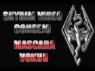 Skyrim Video Consejo - Mascara Sacerdote Dragon Vokun y Hechizo Lobo de Llamas