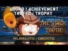 South Park: La Vara de la Verdad - Logro / Trofeo - Pelirrojitis