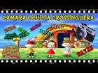 Video: CAMARA OCULTA CROSSINGUERA | DAME BAYAS!! | Animal Crossing WELCOME AMIIBO