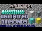 [Works in 0.8.0] Minecraft Pocket Edition Cheats - Unlimited Diamonds, Gold & Iron!!
