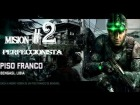 "SPLINTER CELL BLACKLIST _ mision 2 ""PISO FRANCO""  Dif. ESPECIALISTA"