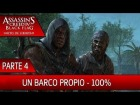 DLC Grito de Libertad - Parte 4 al 100% - Assassin's Creed 4 Black Flag