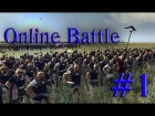 V�deo: Online Battle #1 || Rome 2 Total War con TheJavy360