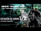 """SPLINTER CELL """"BLACKLIST"""".- """"ESTACION DE VORON"""" parte 1/2 - 100% FANTASMA"""