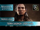 V�deo Assassin's Creed 4: Trofeo/Logro Tierra Sagrada - DLC La ira de Barbanegra - Assassin's Creed 4 Black Flag