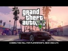V�deo: Grand Theft Auto V -- Coming for PlayStation�4, Xbox One and PC this Fall