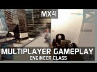 V�deo Battlefield 4: Battlefield 4 Beta | Multiplayer Gameplay #4 (MX4 Engineer Class)
