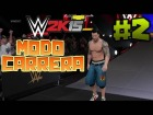 V�deo: Modo Carrera   wwe2k15   Aspirante a la NXT #2