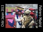 V�deo Minecraft: Chibi Japan Weekend 2013 Madrid | Fotos Cosplayers & Amig@s!!