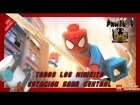 LEGO Marvel Super Heroes  Minikits y Stan Lee de Estaci�n Sand Central