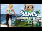 V�deo: Los Sims 3 Aventura en la isla Cap 01 - La familia Naked