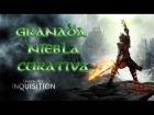 V�deo: Dragon Age Inquisition - Guia Receta - Granada niebla curativa