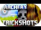 V�deo: Archery Trick Shots | Minecraft
