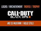 V�deo: Call of Duty: Black Ops 3 - Logro / Trofeo - �No se Muevan! / Hold Still!