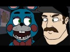 V�deo: Fortnight at Freddy's (A Five Nights at Freddy's 2 Animation)