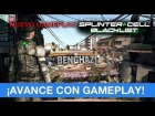 Vdeo: Splinter Cell Blacklist - NUEVO GAMEPLAY AVANCE