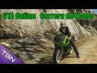 V�deo Grand Theft Auto V: GTA Online Gameplay Espa�ol - Carrera de Motos - HD 720p