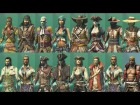 V�deo Assassin's Creed 4: AC4 Multiplayer Characters. Assassin's Creed 4 Black Flag Multiplayer
