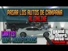 GTA 5: Pasar Autos de la Campa�a al Online | 100% modificados | 1.11