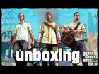 V�deo Grand Theft Auto V: Grand Theft Auto V // Unboxing �ESPECIAL!